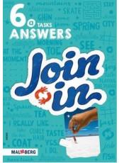Join in - 6 antwoordenboek