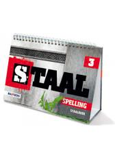 9789402016727  Staal Spelling groep 3 staalboek