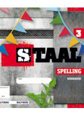 9789402016734 Staal Spelling groep 3 werkboek