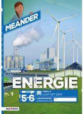 Meander 2 - groep 5-6 leerwerkboek thema 8