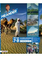 Meander 2 - groep 7-8 handleiding thema 6 t/m 10