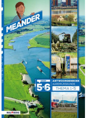 Meander 2 - groep 5-6 antwoordenboek thema 1 t/m 5