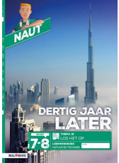 Naut 2 - groep 7-8 leerwerkboek thema 10