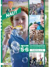 Naut 2 - groep 5-6 antwoordenboek thema 1 t/m 5
