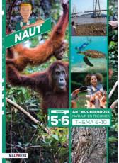 Naut 2 - groep 5-6 antwoordenboek thema 6 t/m 10