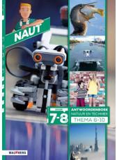 Naut 2 - groep 7-8 antwoordenboek thema 6 t/m 10
