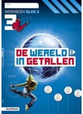 Wereld in getallen 5 - gr3 - werkboek blok 3