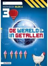Wereld in getallen 5 - gr3 - werkboek blok 4