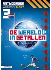 Wereld in getallen 5 - gr3 - antwoordenboek blok 7