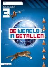 Wereld in getallen 5 - gr3 - toetsboek