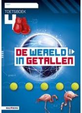 Wereld in getallen 5 - gr4 - toetsboek