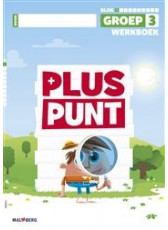 Pluspunt 4 - gr3 - werkboek blok 1