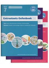 Entreetoets oefenboeken compleet - Delen 1, 2 en 3 - Groep 7