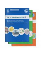 Junior Einstein LVS- en Entreetoets groep 6 - Oefenboeken 1,2 en 3