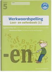 Junior Einstein - Werkwoordspelling groep 5 - Leer- en oefenboek - 1