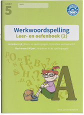 Junior Einstein - Werkwoordspelling groep 5 - Leer- en oefenboek - 2