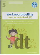 Junior Einstein - Werkwoordspelling groep 5 - Leer- en oefenboek - 3