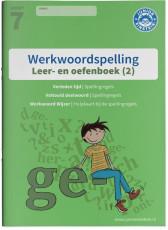 Junior Einstein - Werkwoordspelling groep 7 - Leer- en oefenboek - 2
