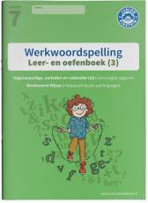 Junior Einstein - Werkwoordspelling groep 7 - Leer- en oefenboek - 3