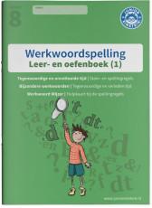 Junior Einstein - Werkwoordspelling groep 8 - Leer- en oefenboek - 1