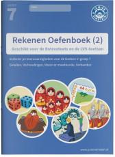 Junior Einstein Rekenen - Oefenboek groep 7 - deel 2