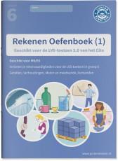 Junior Einstein Rekenen - Oefenboek groep 6 - Deel 1