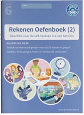 Junior Einstein Rekenen - Oefenboek groep 6 - Deel 2
