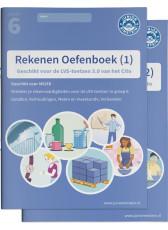 Junior Einstein Rekenen - Oefenboek groep 6 - Deel 1 en 2