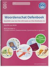 Junior Einstein Woordenschat groep 8 - Oefenboeken set deel 1