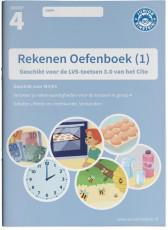 Junior Einstein Rekenen - Oefenboek groep 4 - deel 1