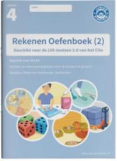Junior Einstein Rekenen - Oefenboek groep 4 - deel 2