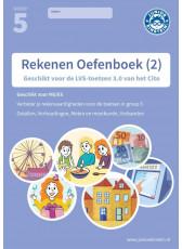 Junior Einstein Rekenen - Oefenboek groep 5 - deel 2