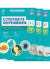 Junior Einstein Citotoets Oefenboeken Groep 7 - Cito 3.0 - Deel 1, 2 en 3