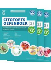 Junior Einstein Citotoets Oefenboeken Groep 6 - Cito 3.0 - Deel 1, 2 en 3