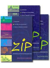 Zip Informatieverwerking complete set (werk-, bronnen-, antwoordenboek)