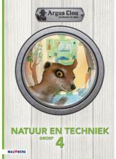 Argus Clou Natuur en techniek 4 Werkboek