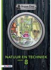 9789034570635 Argus Clou Natuur en techniek 8 Antwoordenboek