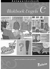 Blokboek Engels C - antwoordenboek
