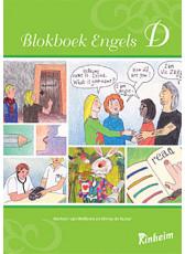 Blokboek Engels D