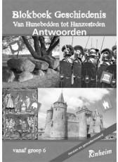 Blokboek geschiedenis 6 (herzien) antwoordenboek