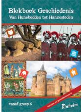 9789060523568 Blokboek Geschiedenis 6 (herzien)