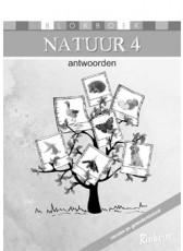 Blokboek natuur 4 (herzien) antwoordenboek