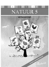 Blokboek natuur 5 (herzien) antwoordenboek