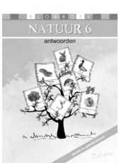 Blokboek natuur 6 antwoordenboek