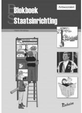 Blokboek Staatsinrichting antwoordenboek
