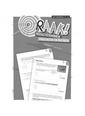 RAAK! Redactiesommen Optellen/Aftrekken 5/6 antwoordenboek