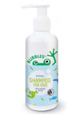 BUBBLES SHAMPOO FOR KIDS 200 ML