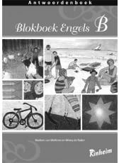 Blokboek Engels B - antwoordenboek