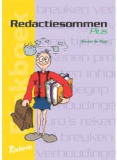 Blokboek Redactiesommen Plus 9789060523551