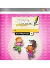 Pennenstreken v2 - 1,2 - letter- en schrijfboek